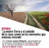 WEBINAR: LA MADRE TIERRA Y EL CUIDADO DE LA CASA COMÚN